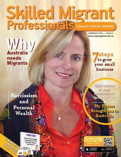 Skilled Migrant Professionals February 2015
