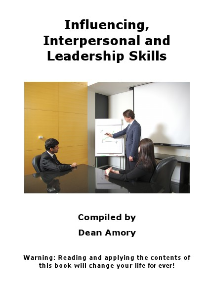 How to Coach Yourself and Others Influencing, Inter Personal and Leadership Skills