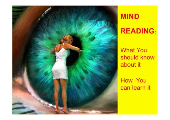 How Mentalists Read Your Mind Introduction to Mind Reading