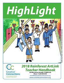 2018 Rainforest ArtLink Guias del Maestro