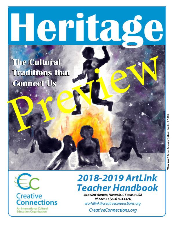 PREVIEW 2018-2019 Teacher Guidelines PREVIEW ENGLISH ArtLink Handbook HQ 2018-2019 - FI