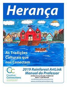 2019 RainForest ArtLink Teacher's Guidelines PT