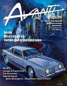 Avanti Magazine