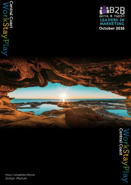 Work • Stay • Play October 2016 Edition