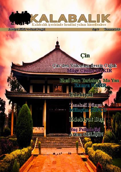 Kalabalık Dergi 3. Sayı