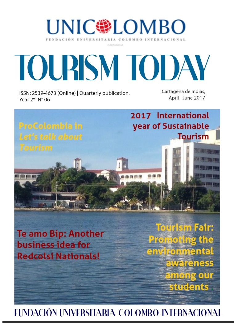 Tourism Today (6th Edition)