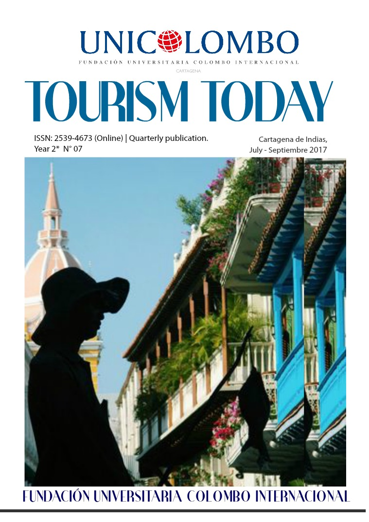 Tourism Today 7th Edition