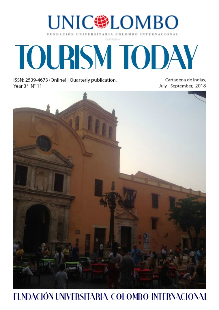 Tourism Today 11th edition