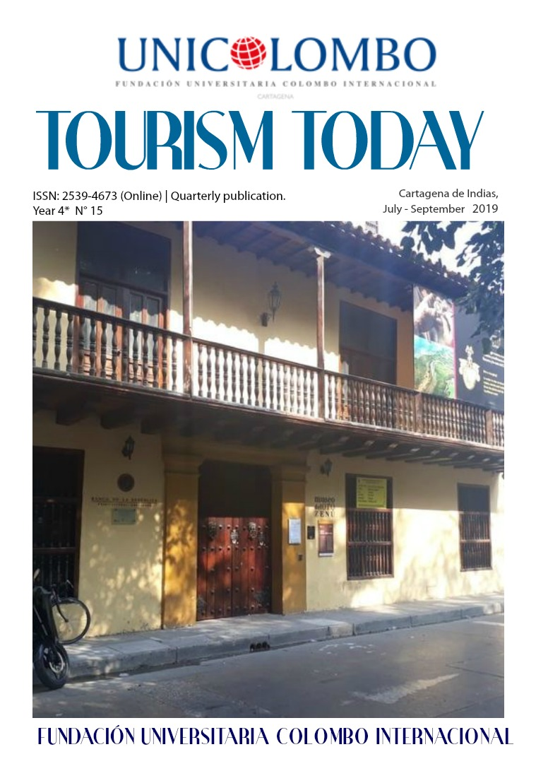 Tourism Today 15