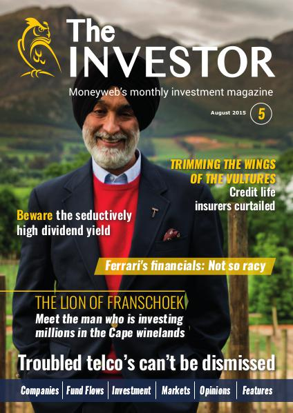 The Investor - Moneyweb's monthly investment magazine Issue 5