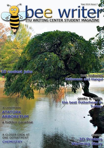 Bee Writer by ITU Writing Center November, 2014