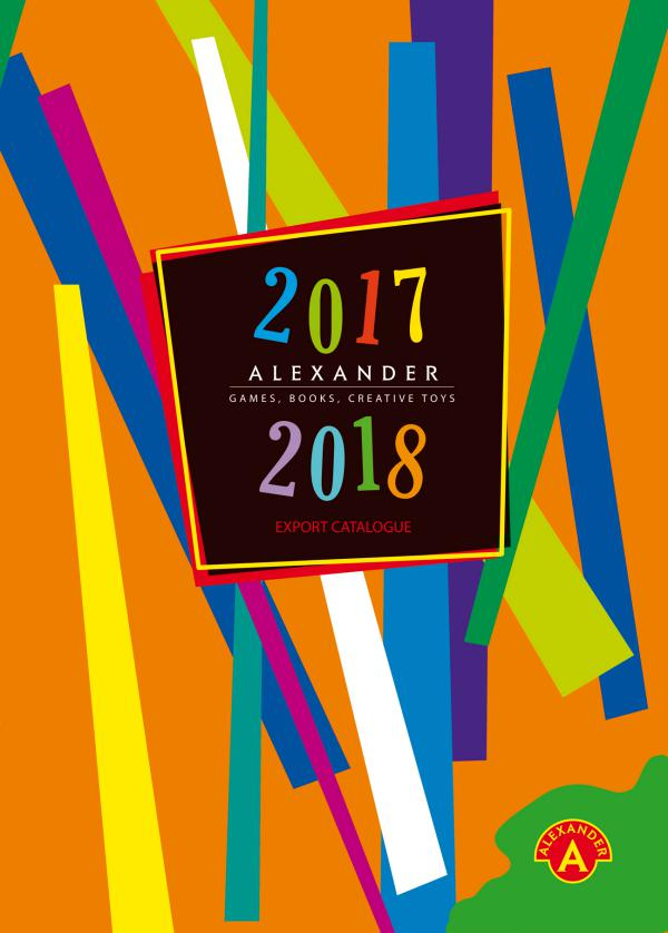 Alexander Toys Export Catalogue 2017-18 Alexander Toys company export products offer