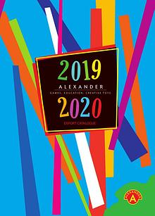 Alexander Games & Toys Export Catalogue 2018-19