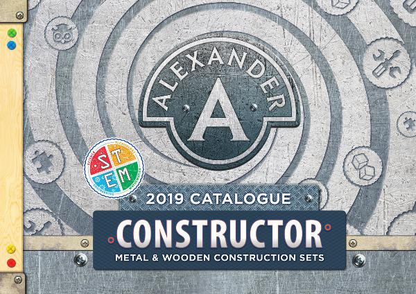 Alexander Constructor 2019 Catalogue Alexander.Constructor.Cat.2019.online