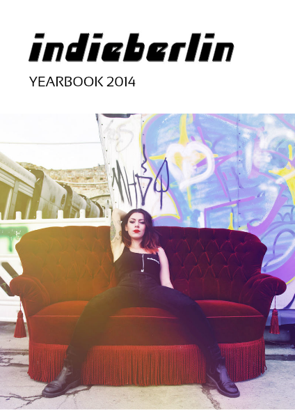 indieberlin yearbook 2014 - December 2014