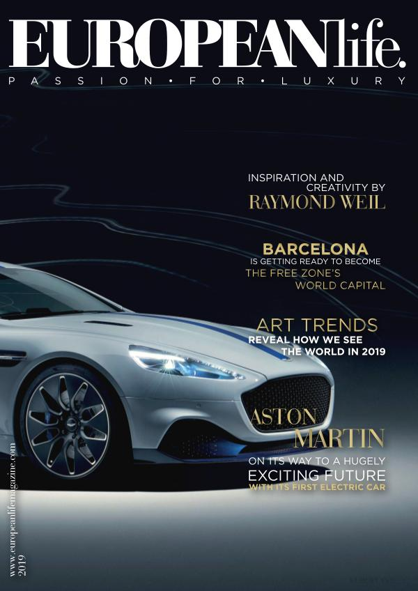 EuropeanLife Magazine 2019 #1 2019 #1