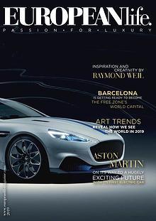 EuropeanLife Magazine 2019 #1