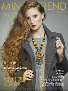Minas Trend Magazine - 3ª edição