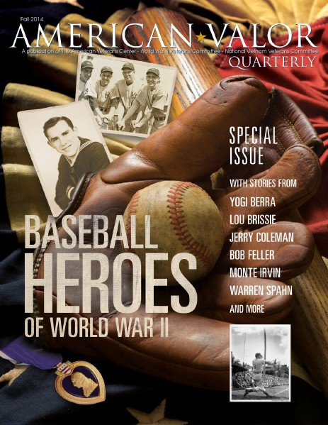 American Valor Quarterly Issue 11 - Fall 2014
