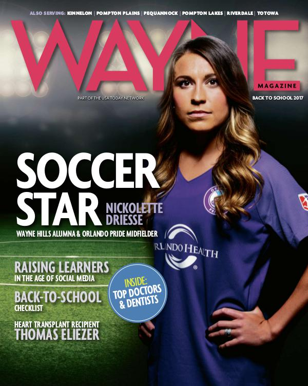 Wayne Magazine Back to School 2017