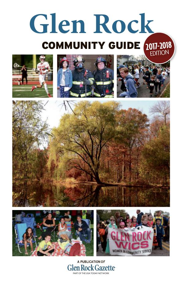 Community Newspaper Special Sections Glen Rock Community Guide 09-15-17
