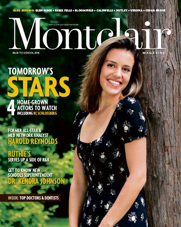 Montclair Magazine Back-to-School 2018
