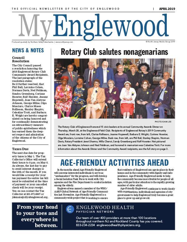 MyEnglewood April 2019
