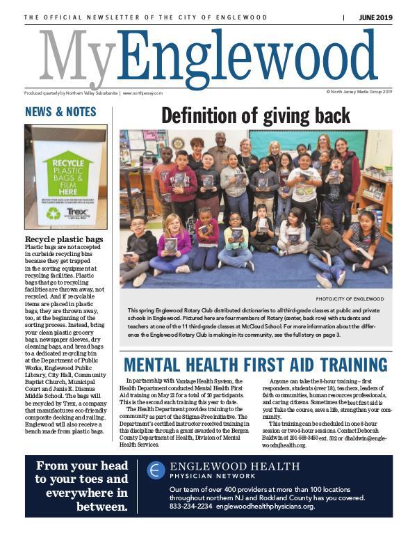 MyEnglewood June 2019
