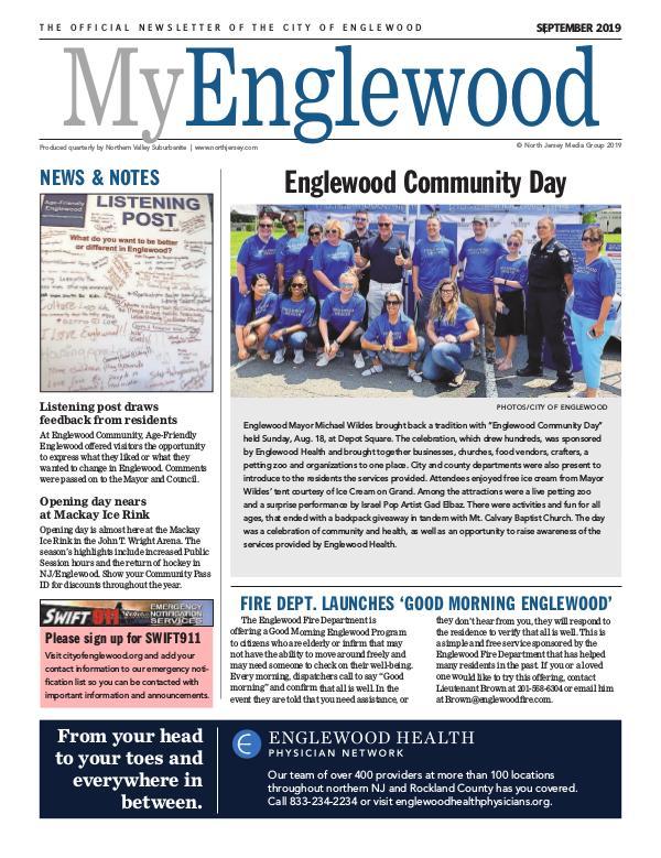 MyEnglewood September 2019