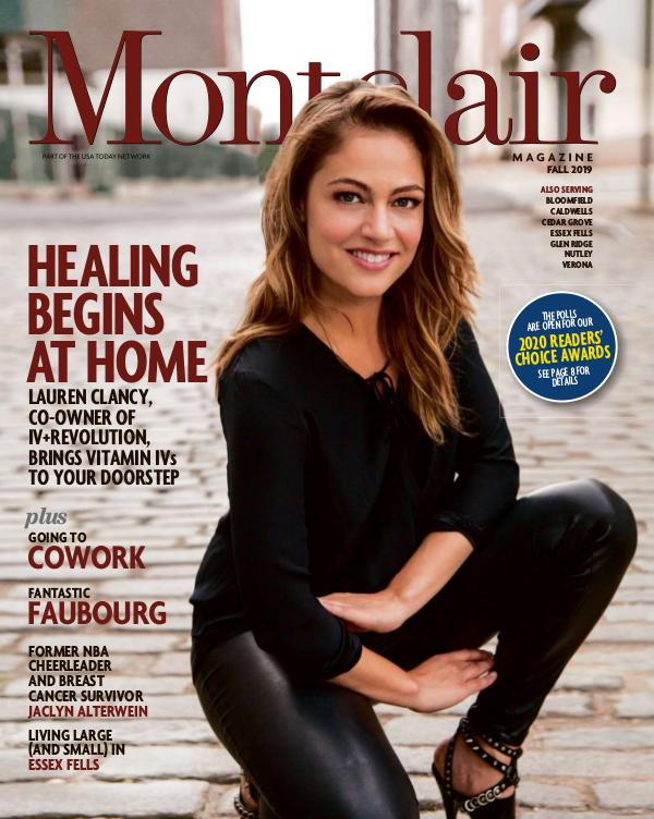 Montclair Magazine Fall 2019