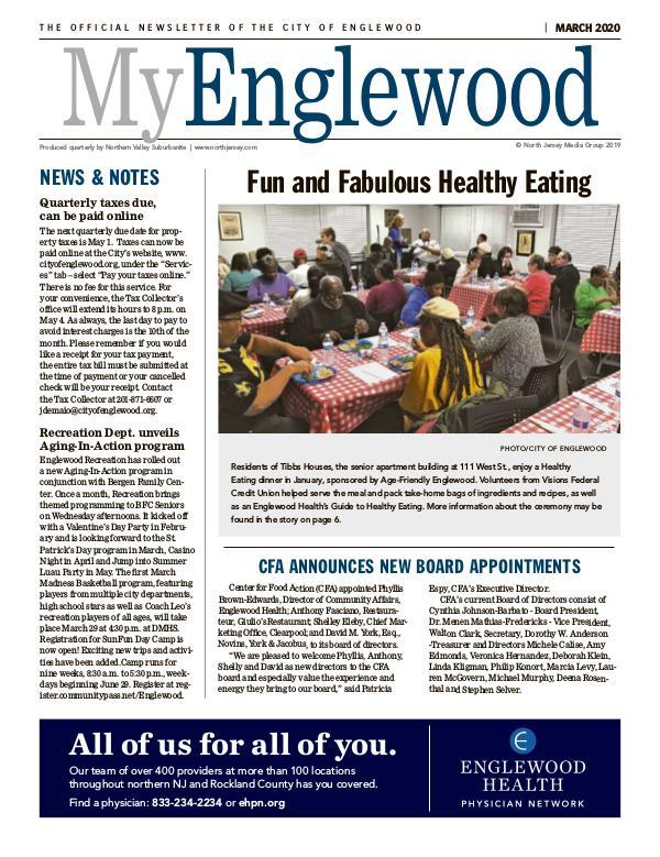 MyEnglewood March 2020