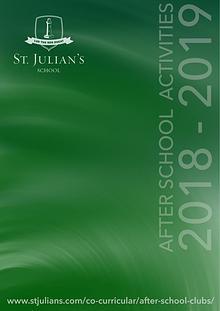 St. Julian's School ASA