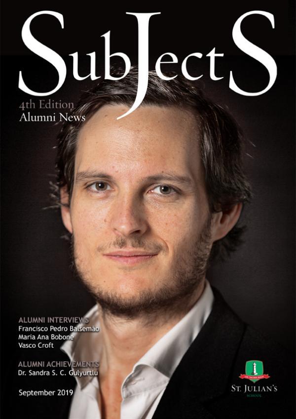 SubJectS Alumni News 4th Edition