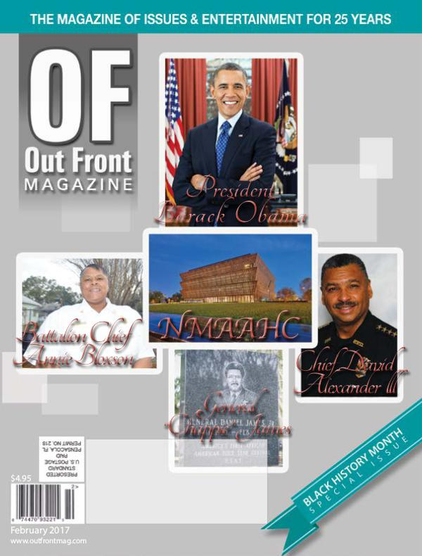 Out Front Magazine Black History/Black Heritage