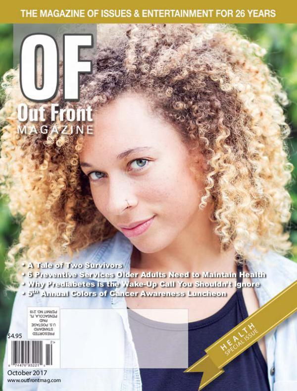 Out Front Magazine Out Front Magazine - Oct 2017