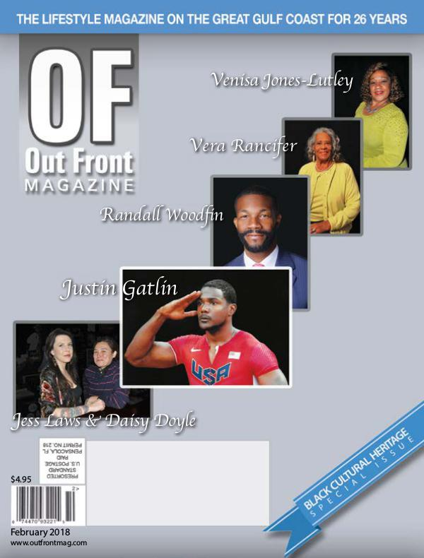 Out Front Magazine Out Front Magazine - Feb 2018
