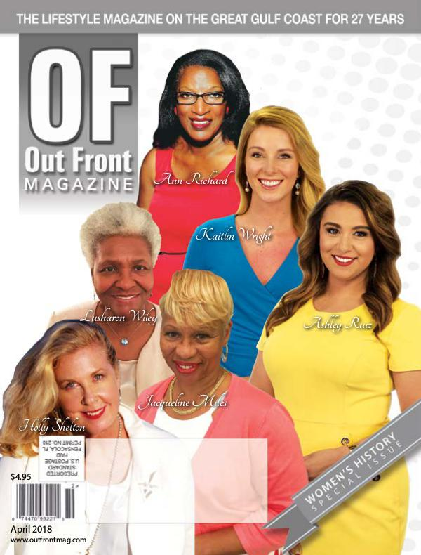Out Front Magazine - Apr 2018