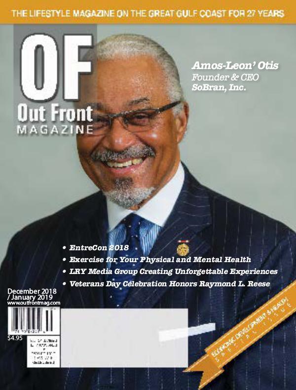 Out Front Magazine Out Front Magazine -Dec 2018
