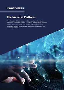Invenias Platform Datasheet (In-House - UK)