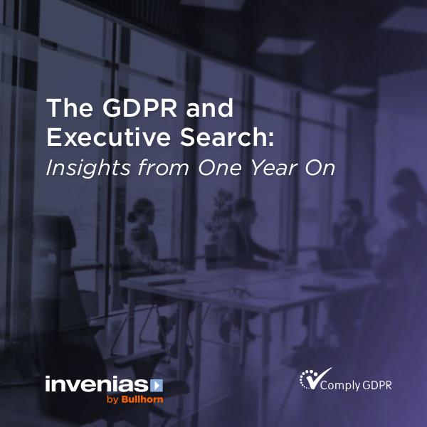 GDPR: Insights from One Year On GDPR survey final