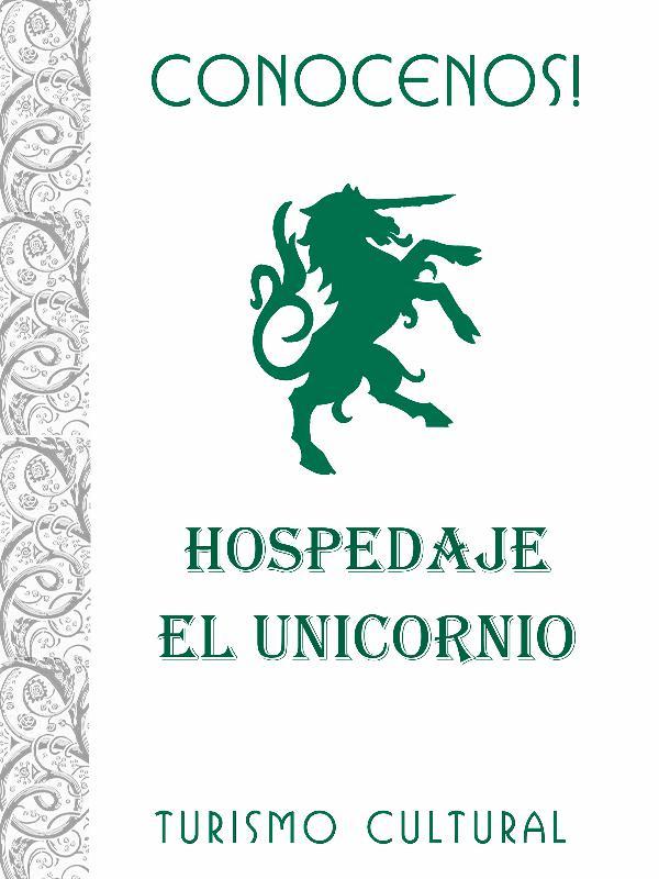 HOSPEDAJE EL UNICORNIO 2019 unicinfoturismo2019