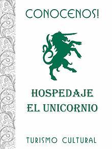 HOSPEDAJE EL UNICORNIO 2019