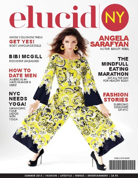 Elucid Magazine Elucid Magazine 2013