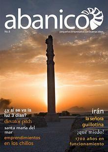 Revista Abanico por Gaudium Ecuador