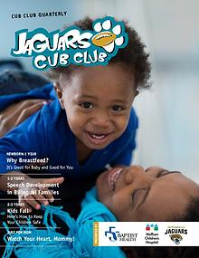 Jaguars Cub Club Newsletter