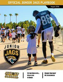 Jacksonville Jaguars Junior Jags Playbook