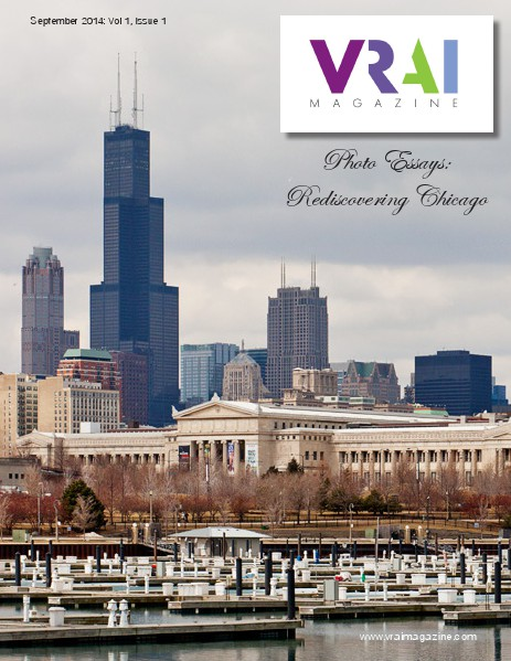 VRAI Magazine September 2014, Volume 1, Issue 1 1