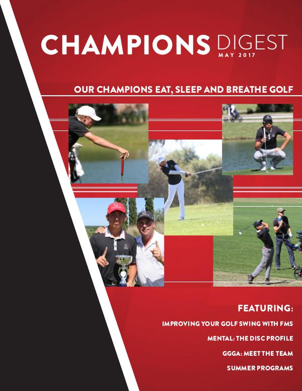 Champions Digest May