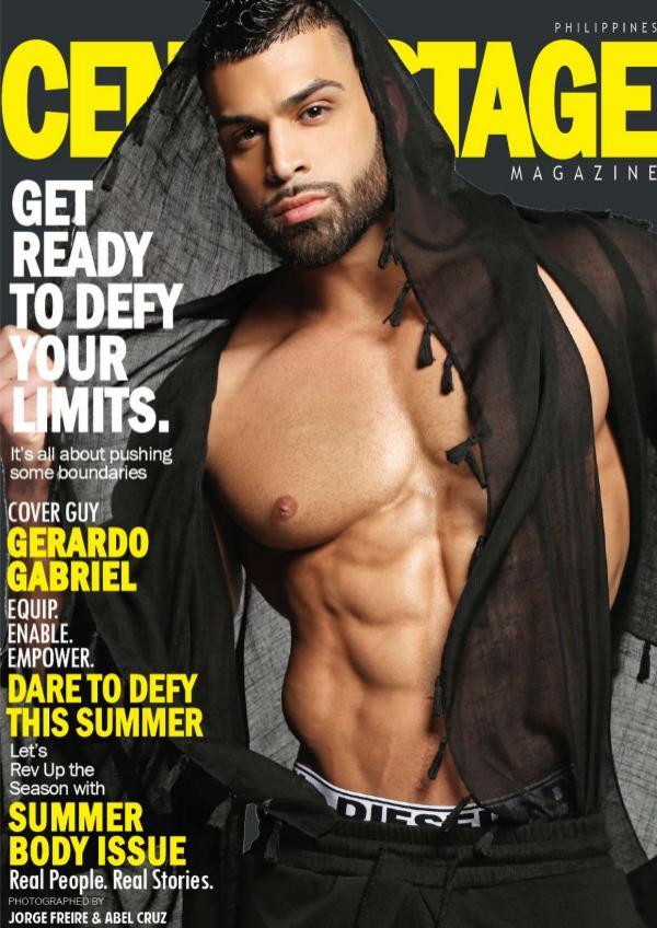 2019 BODY ISSUE - Gerardo Gabriel
