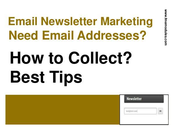 Emailing Newsletter PrestaShop Module Emailing Newsletter PrestaShop Module